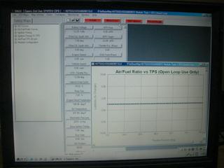 ハーーレーのサンダーマックスソフト起動画面