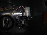 ハーレーダビッドソン エンジンプラモのギヤボックス1