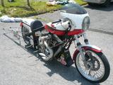 HARLEY-DAVIDSON  ドラッグ レーサー FXR1760cc中古車