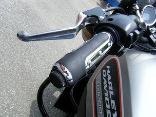 スポーツスターXR1200グリップヒーター