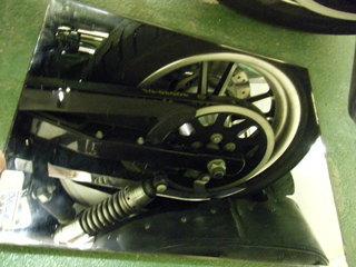 ハーレーダビッドソンのドライブベルト