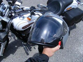 ハーレー用ヘルメット シューベルト購入
