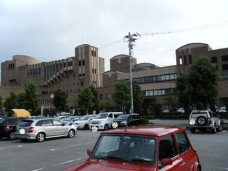 HOGのビアガーデン会場 富山自遊館
