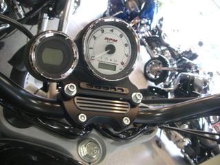 XR1200のインジケーター