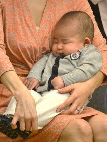 東尾理子さん、不妊治療で第二子出産!