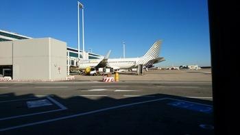 ローマ空港