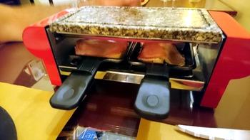 ラクレット用のオーブン