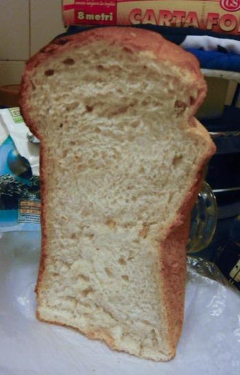 のっぽになったパン