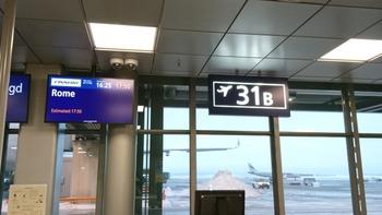 乗り継ぎ便遅延
