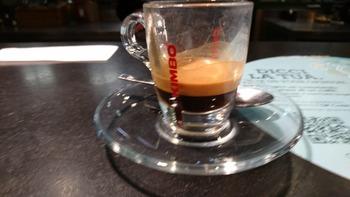 最後のイタリアンコーヒー