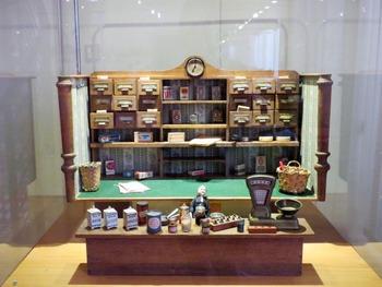 おもちゃ博物館展示