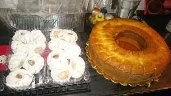 シチリア菓子と手作りケーキ