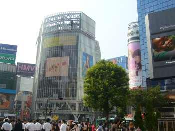 渋谷ハチ公前広場