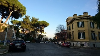 簡単更新:街角の風景