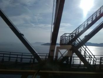また瀬戸大橋