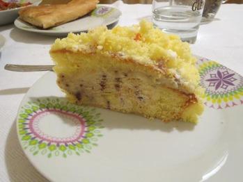 解凍ケーキ