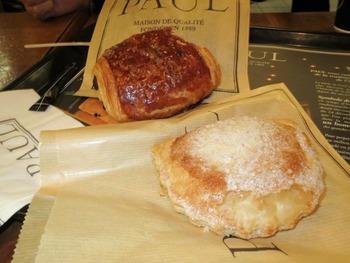 パリの朝ご飯
