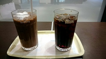 カフェイン補給