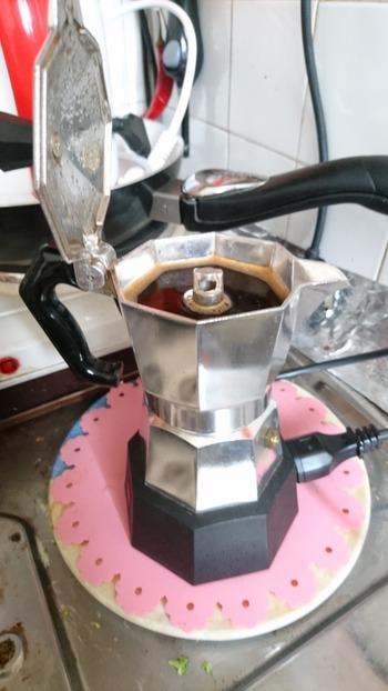 コーヒーわいた!