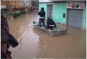 ローマ浸水
