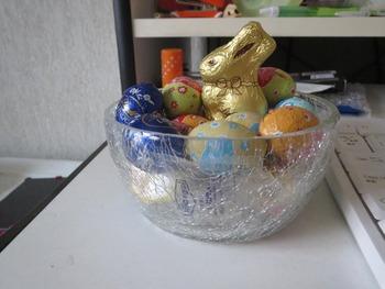 卵形&ミニウサギチョコ