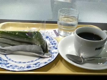 コーヒーケーキセット