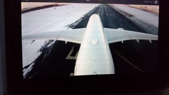飛行機離陸