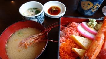 お寿司屋さんのお味噌汁