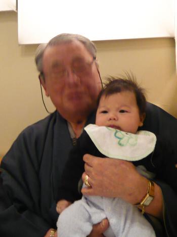 坊父様と孫