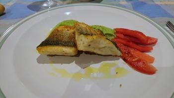 イタリアン焼き魚