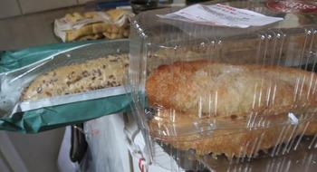 フランス系スーパーのパン