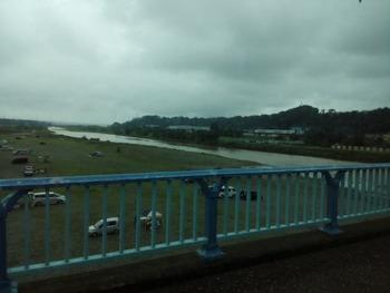 相模川横断