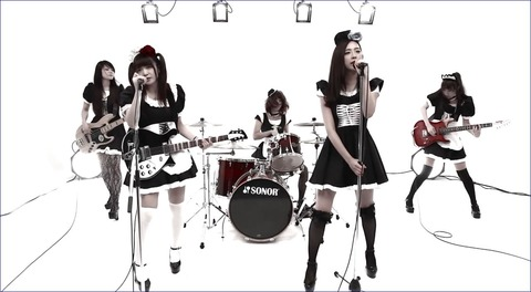 NekoPOP-Band-Maid-Thrill-MV