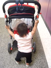 stroller w MAY
