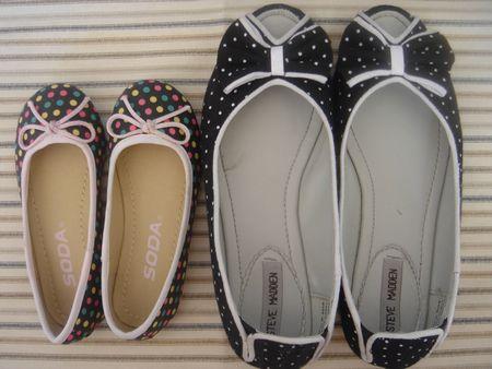 my shoes & LUNA shoes