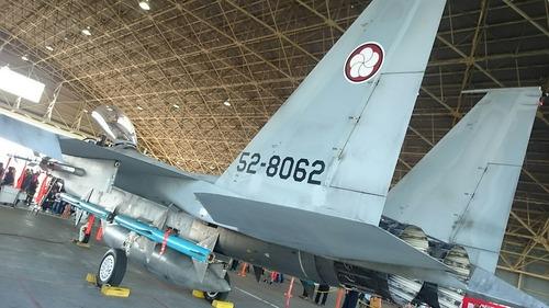 第305飛行隊 F-15DJ イーグル 第30回 百里基地航空祭