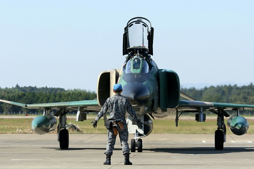 RF-4E ファントムⅡ 第30回 百里基地航空祭