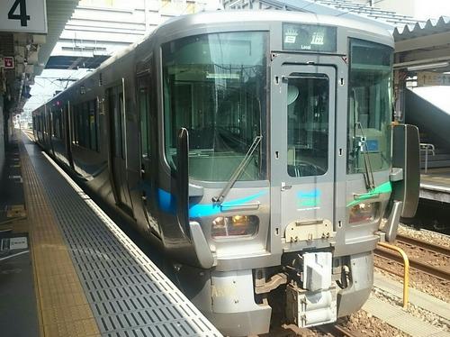 あいの風とやま鉄道 521系 富山駅