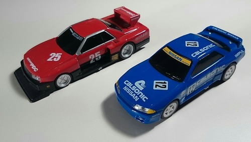 UCC NISSAN SKYLINE GT-R R32 RS TURBO SILHOUETTE DR30