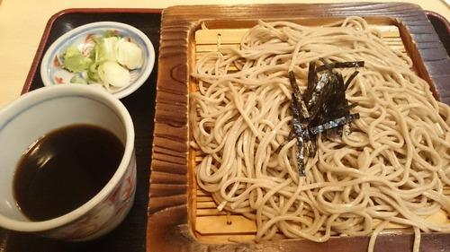 ざる蕎麦 兼六園 竹田うどん店