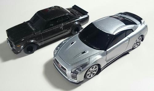 UCC NISSAN GT-R R35 PROTO SKYLINE KPGC10 ワークス仕様