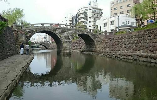 長崎 眼鏡橋 重要文化財
