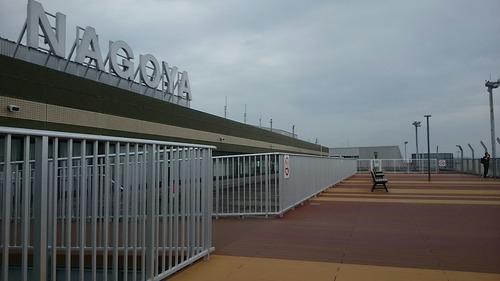 県営名古屋空港 展望デッキ