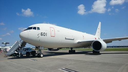 展示機 横田基地日米友好祭 KC-767J