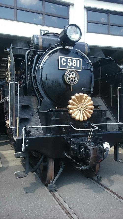 C58 1 梅小路蒸気機関車館
