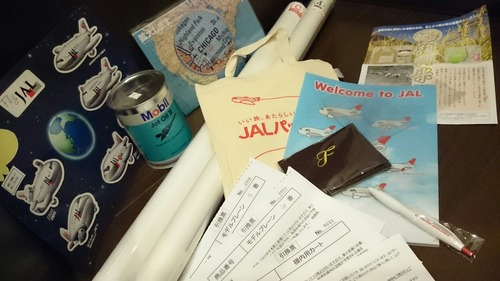お土産 JAL東北応援プロジェクト チャリティー・バザー