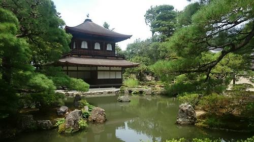 世界文化遺産 東山慈照寺 銀閣寺