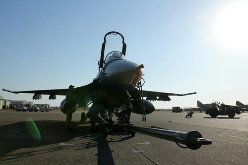 F-2戦闘機 第30回 百里基地航空祭 地上展示機