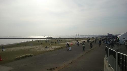 RED BULL AIR RACE CHIBA 2015 検見川浜エリア