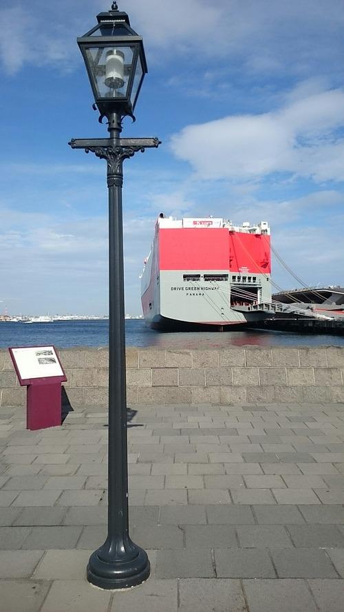 川崎汽船 ドライブグリーンハイウェイ 象の鼻パーク